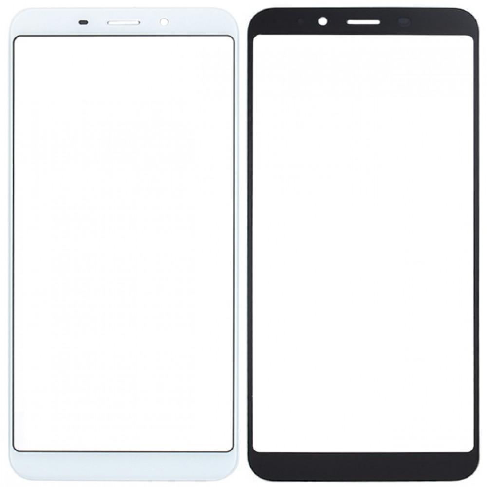 Сенсорное стекло (тачскрин) для Meizu M6s, белое
