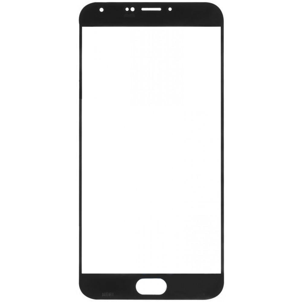 Сенсорное стекло (тачскрин) для Meizu MX5 черное