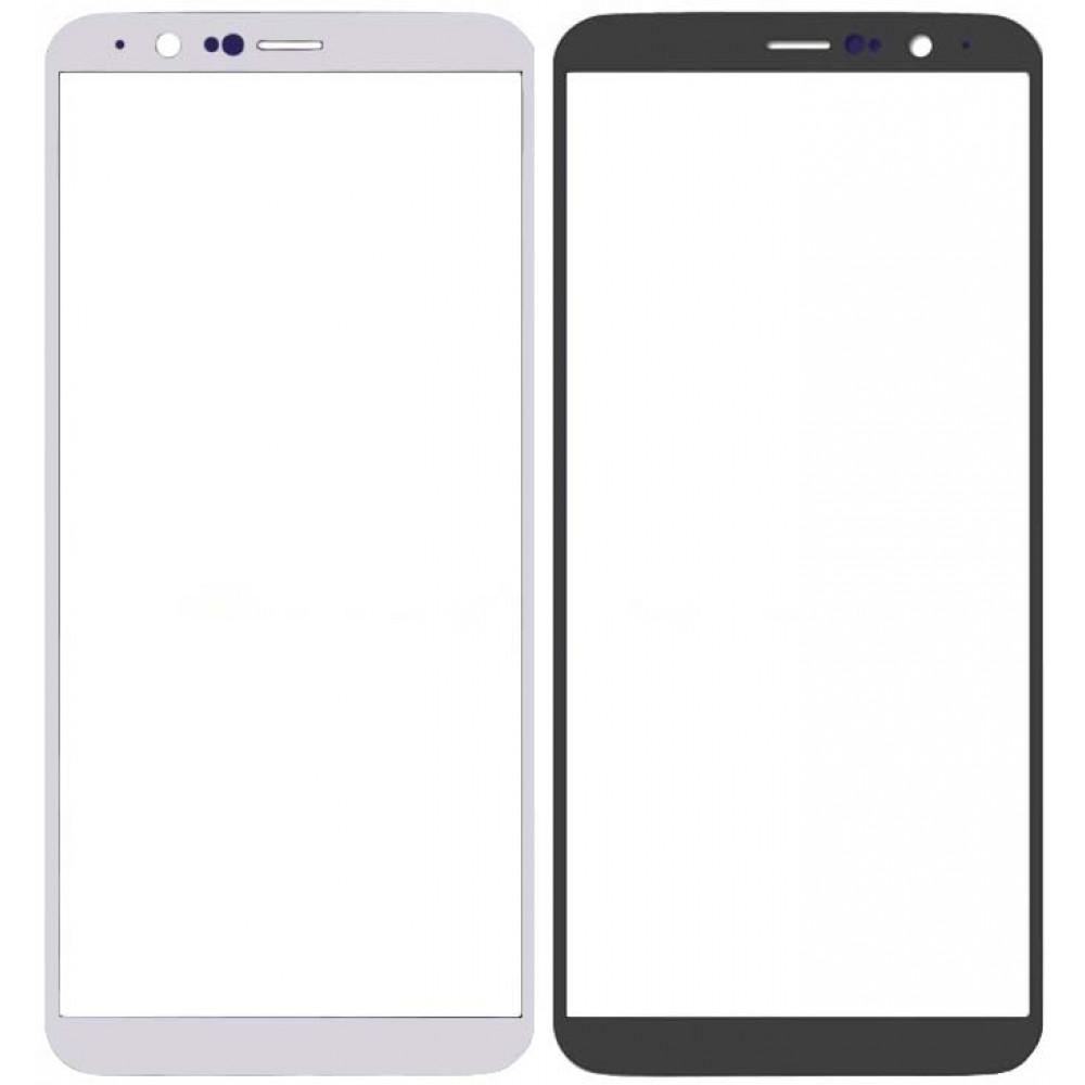 Сенсорное стекло (тачскрин) для OnePlus 5T, белое