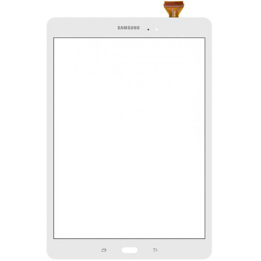 Сенсорное стекло (тачскрин) для Samsung Galaxy Tab A 9.7 (T550) белое