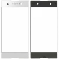 Сенсорное стекло (тачскрин) для Sony Xperia XA1 Ultra, белое