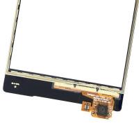 Сенсорное стекло (тачскрин) для Sony Xperia Z5, белое