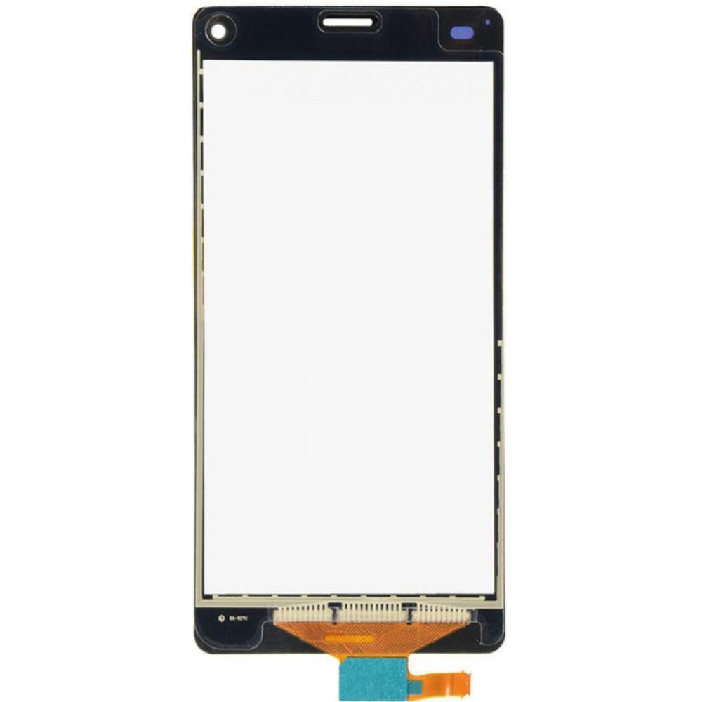 Сенсорное стекло (тачскрин) для Sony Xperia Z3 Compact, белое