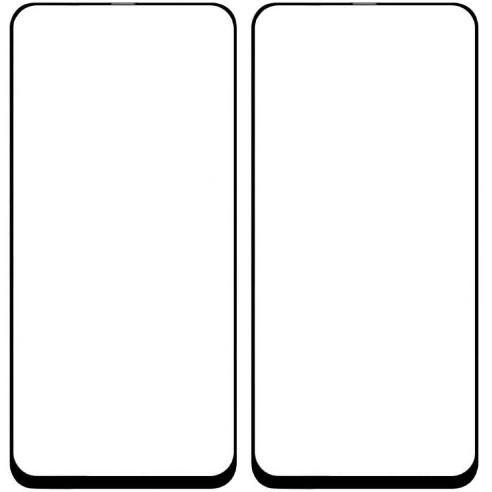 Сенсорное стекло (тачскрин) для Vivo Nex, черное
