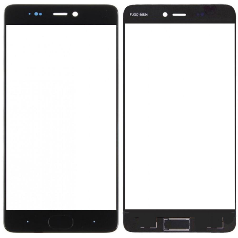 Сенсорное стекло (тачскрин) для Xiaomi Mi 5S, черное