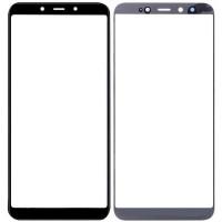 Сенсорное стекло (тачскрин) для Xiaomi Mi 6X / Mi A2, черное