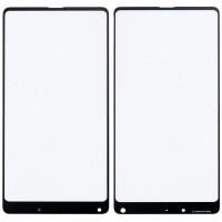 Сенсорное стекло (тачскрин) для Xiaomi Mi Mix 2s, черное