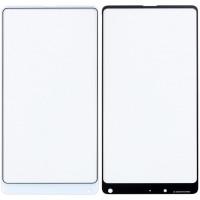 Сенсорное стекло (тачскрин) для  Xiaomi Mi Mix 2s, белое
