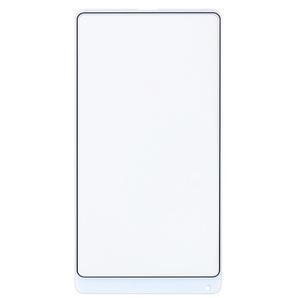 Сенсорное стекло (тачскрин) для Xiaomi Mi Mix 2, белое