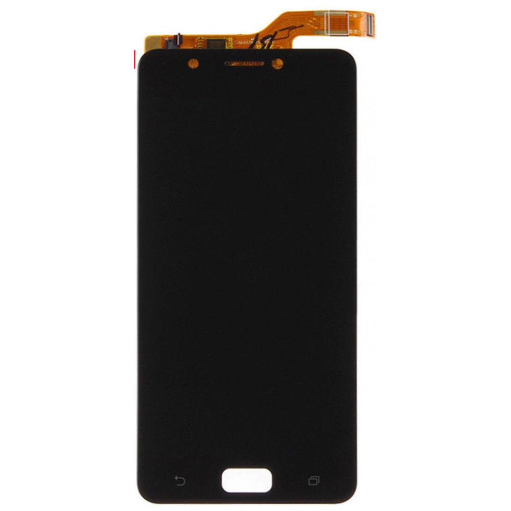Дисплей для Asus Zenfone 4 Max (ZC520KL) в сборе с тачскрином, черный