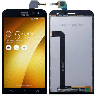 Дисплей для Asus Zenfone 2 Laser ( ZE500KL / ZE500ML ) в сборе с тачскрином, черный