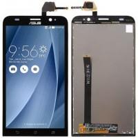 Дисплей для Asus Zenfone 2 Laser (ZE551ML) в сборе с тачскрином, черный