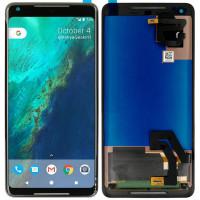 Дисплей для Google Pixel 2 XL в сборе с тачскрином, черный