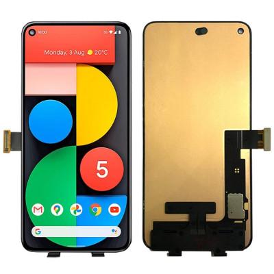 Дисплей для Google Pixel 5 в сборе с тачскрином
