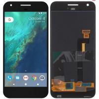 Дисплей для Google Pixel в сборе с тачскрином, черный