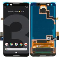 Дисплей для Google Pixel 3 в сборе с тачскрином, черный