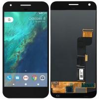 Дисплей для Google Pixel XL в сборе с тачскрином, черный