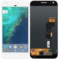 Дисплей для Google Pixel XL в сборе с тачскрином, белый