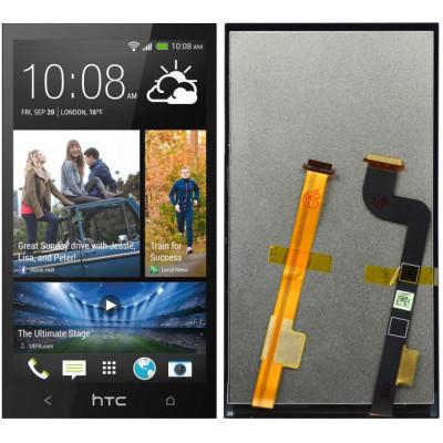 Дисплей для HTC Desire 601 в сборе с тачскрином, черный