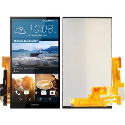 Дисплей для HTC One M9 в сборе с тачскрином, черный