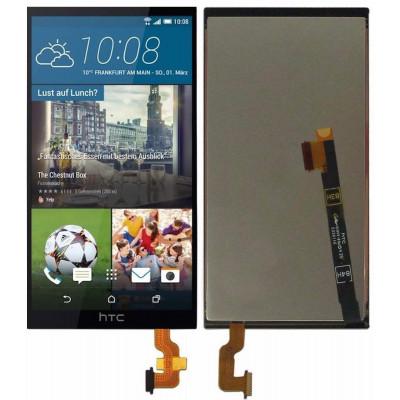 Дисплей для HTC One Mini в сборе с тачскрином, черный
