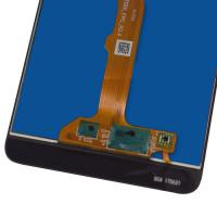 Дисплей для Huawei Enjoy 7 Plus в сборе с тачскрином, черный