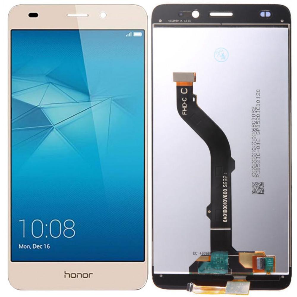 Дисплей для Huawei Honor 5C / Honor 7 Lite в сборе с тачскрином, золотой