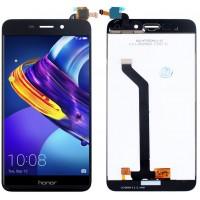 Дисплей для Huawei Honor 6C Pro в сборе с тачскрином, черный