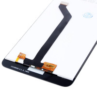 Дисплей для Huawei Honor 6C Pro в сборе с тачскрином, белый