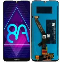 Дисплей для Huawei Honor 8A в сборе с тачскрином, черный