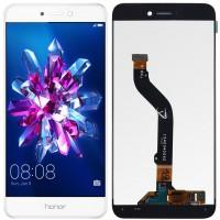Дисплей для Huawei Honor 8 Lite (2017) в сборе с тачскрином, белый