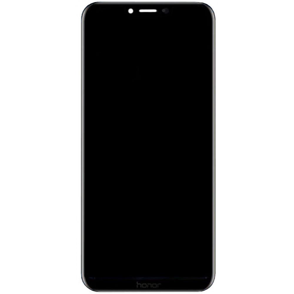 Дисплей для Huawei Honor Play 2018 в сборе с тачскрином, черный