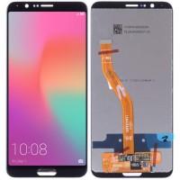 Дисплей для Huawei Honor View 10 ( V10 ) в сборе с тачскрином, черный