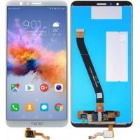 Дисплей для Huawei Honor 7X в сборе с тачскрином, белый