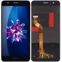 Дисплей для Huawei Honor 8 в сборе с тачскрином, черный