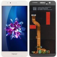 Дисплей для Huawei Honor 8 в сборе с тачскрином, белый