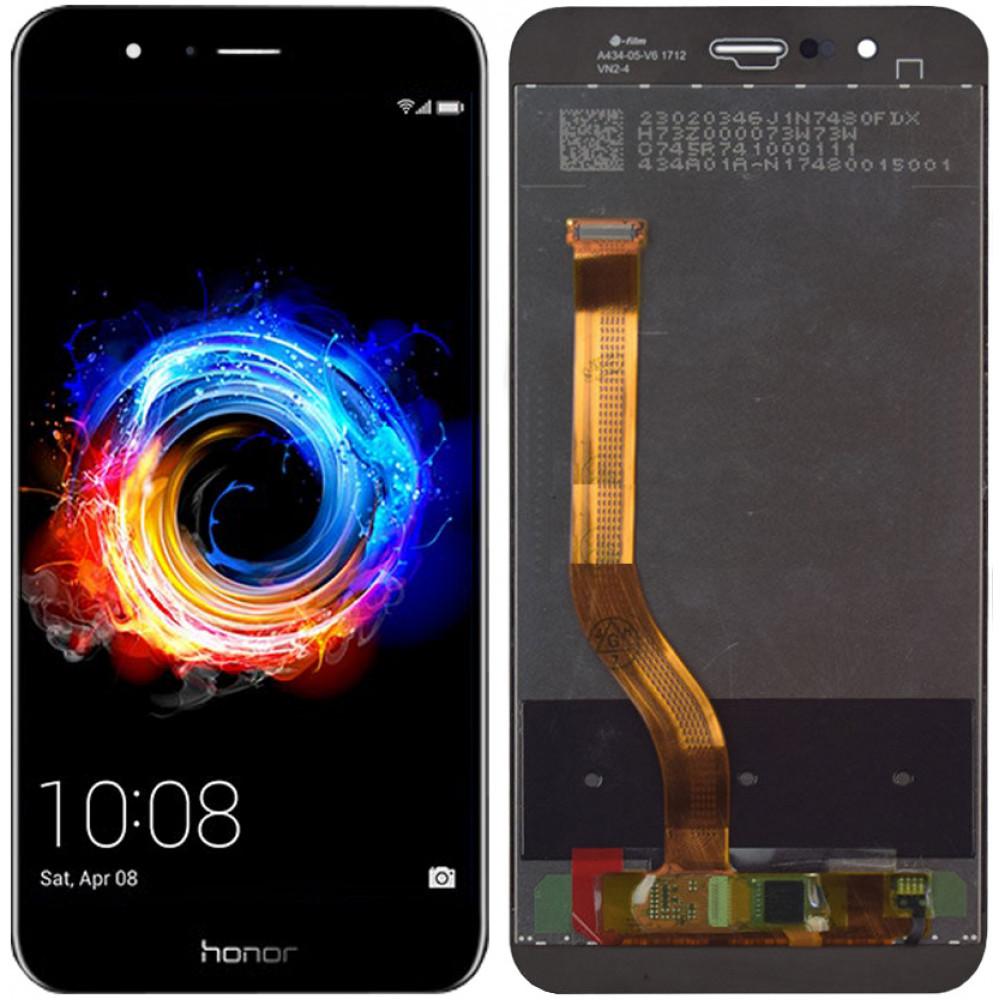 Дисплей для Huawei Honor 8 Pro / V9 в сборе с тачскрином, черный