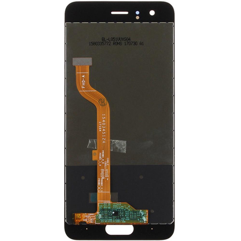 Дисплей для Huawei Honor 9 в сборе с тачскрином, синий