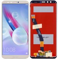Дисплей для Huawei Honor 9 lite в сборе с тачскрином, золотой