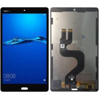 Дисплей для Huawei MediaPad M5 8.4 в сборе с тачскрином, черный