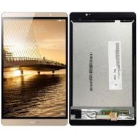 Дисплей для Huawei MediaPad M2 8.0 (M2-801L) в сборе с тачскрином, золото