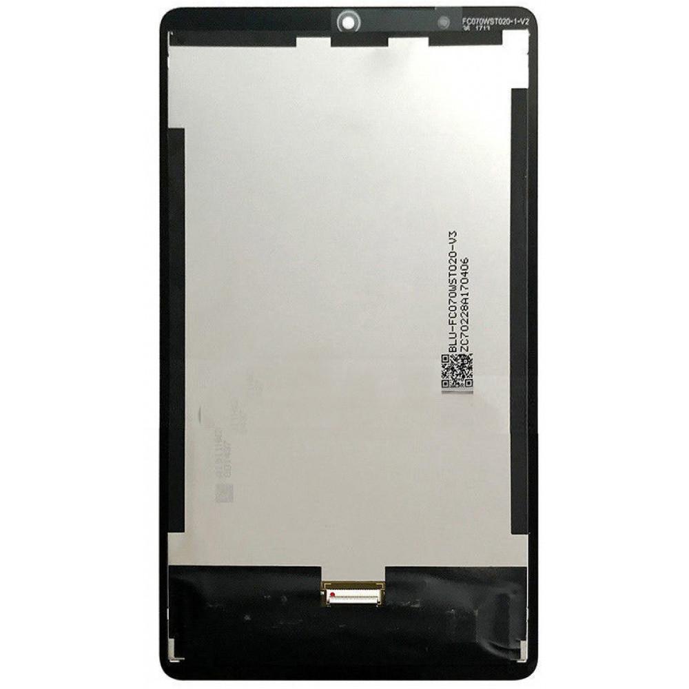 Дисплей для Huawei Mediapad T3 7.0 Wi-Fi в сборе с тачскрином, черный