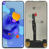 Дисплей для Huawei Nova 5i в сборе с тачскрином, черный