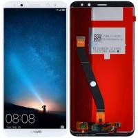 Дисплей для Huawei Nova 2i в сборе с тачскрином, белый