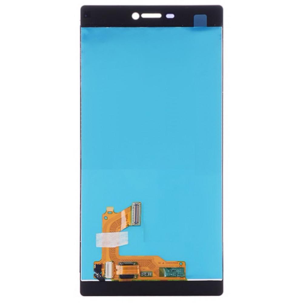 Дисплей для Huawei P8 в сборе с тачскрином, черный