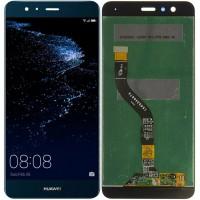 Дисплей для Huawei P10 Lite в сборе с тачскрином, синий