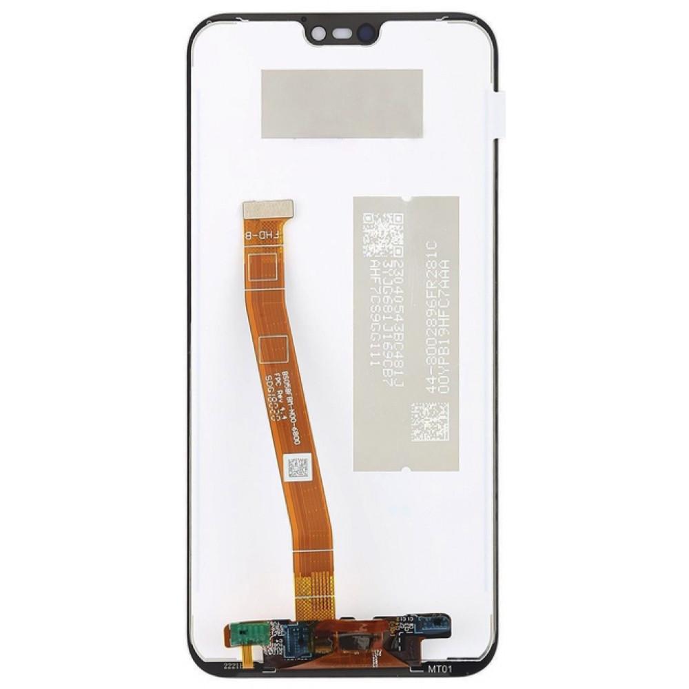 Дисплей для Huawei P20 Lite/ Nova 3E в сборе с тачскрином, черный