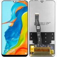 Дисплей для Huawei P30 Lite / Nova 4E в сборе с тачскрином, черный