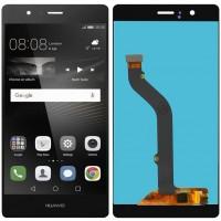 Дисплей для Huawei P9 Lite / G9 в сборе с тачскрином, черный