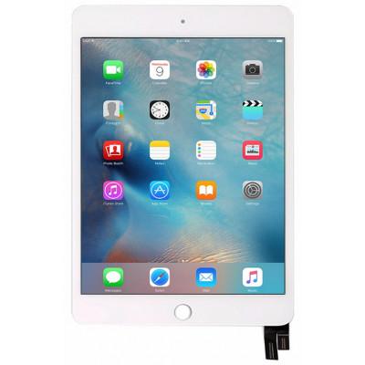 Дисплей для iPad Mini 4 в сборе с тачскрином White